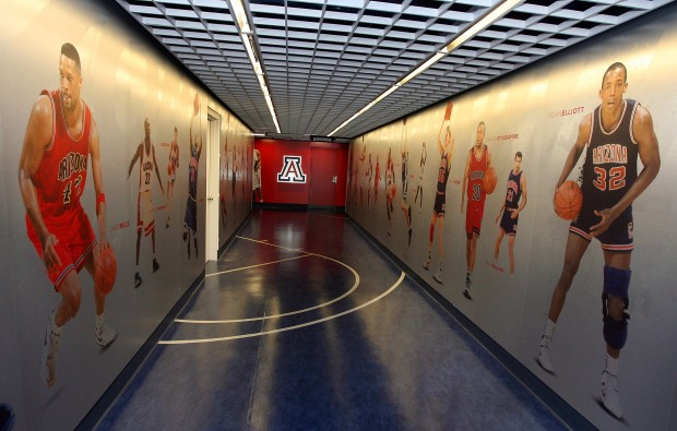 Arizona Basketball: UA's attention-grabber