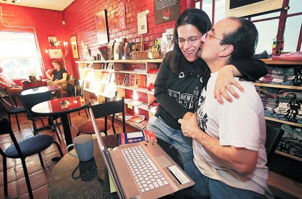 Coffee, communism: What a combo for pair of new Tucson entrepreneurs