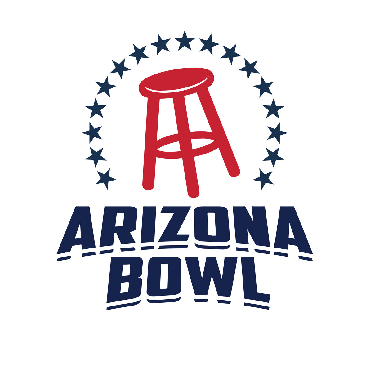 Barstool Sports Arizona Bowl logo