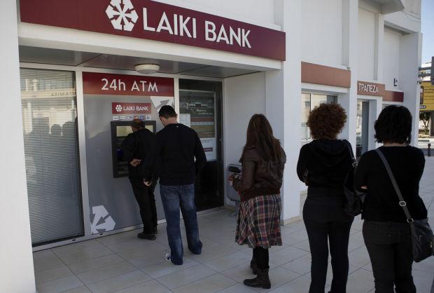 Cyprus bailout slaps tax on bank deposits