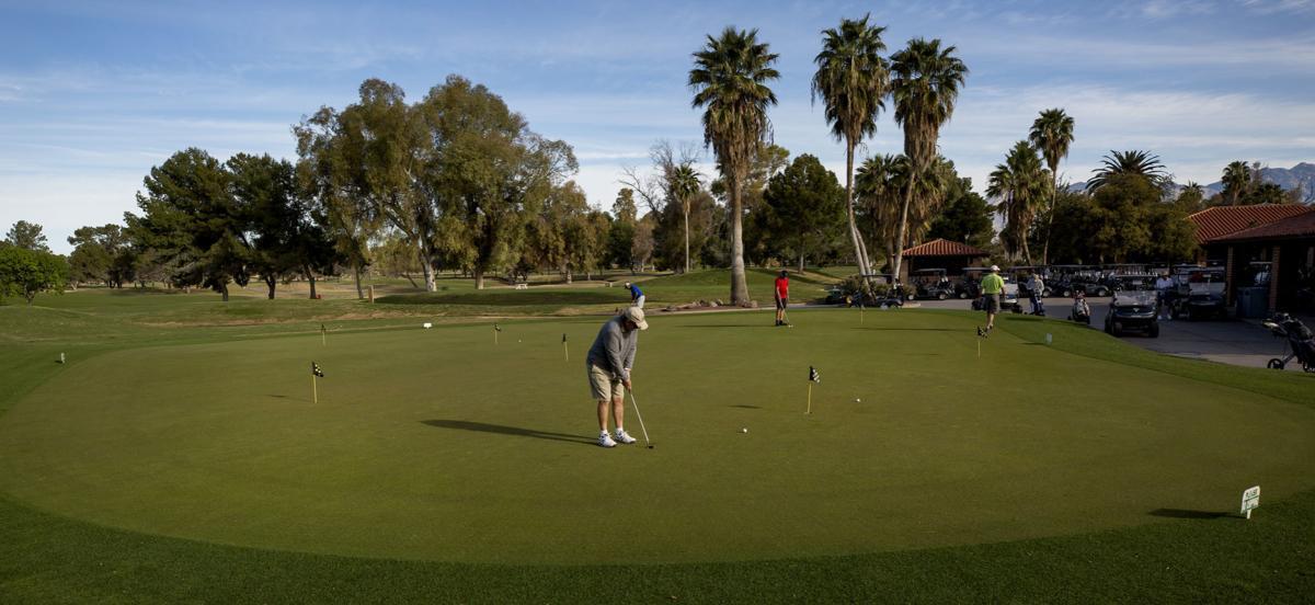 Dell Urich Course at Randolph Golf Course