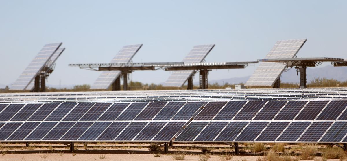 Solar heat sinks