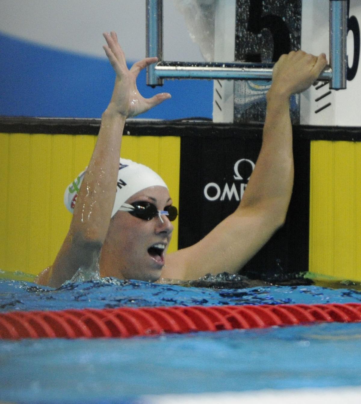 Arizona Gold Swimming: Greg Hansen's Top 10 Female Swimmers In Tucson History