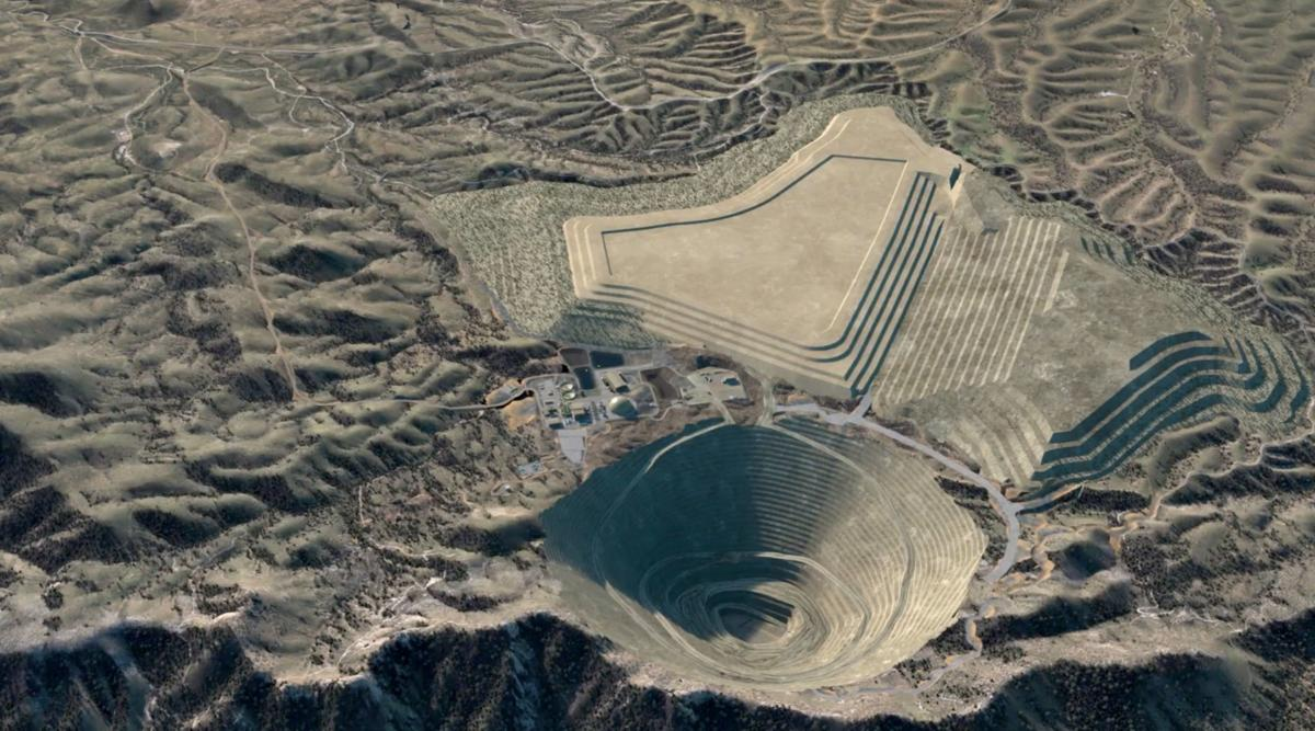 Rosemont Copper Mine