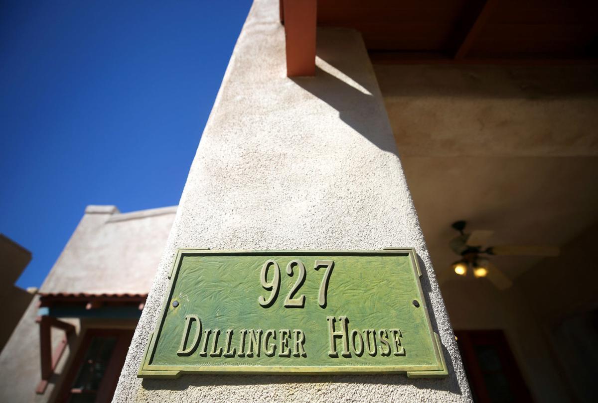 Dillinger House for Sale