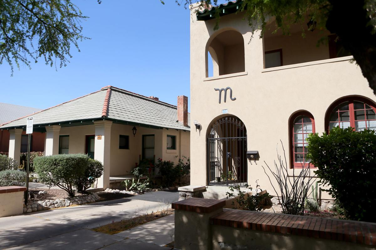 New owner to restore historic downtown casitas