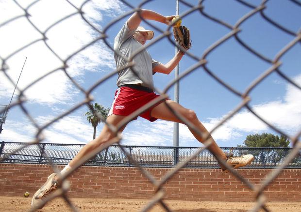 Shelby Babcock; Arizona Wildcats softball
