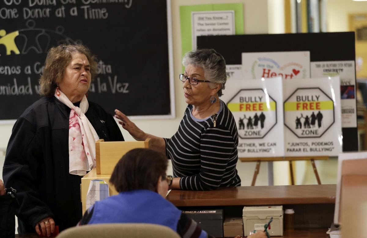 Senior Citizens Bullying