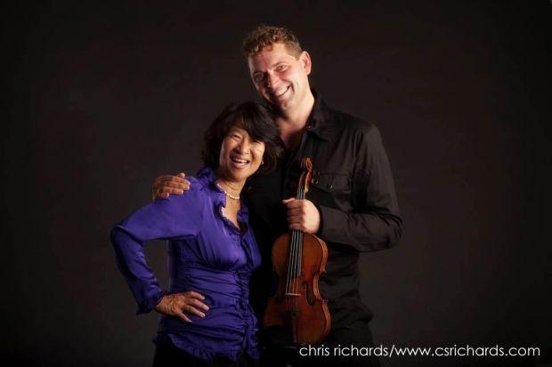 Paula Fan and Steven Moeckel