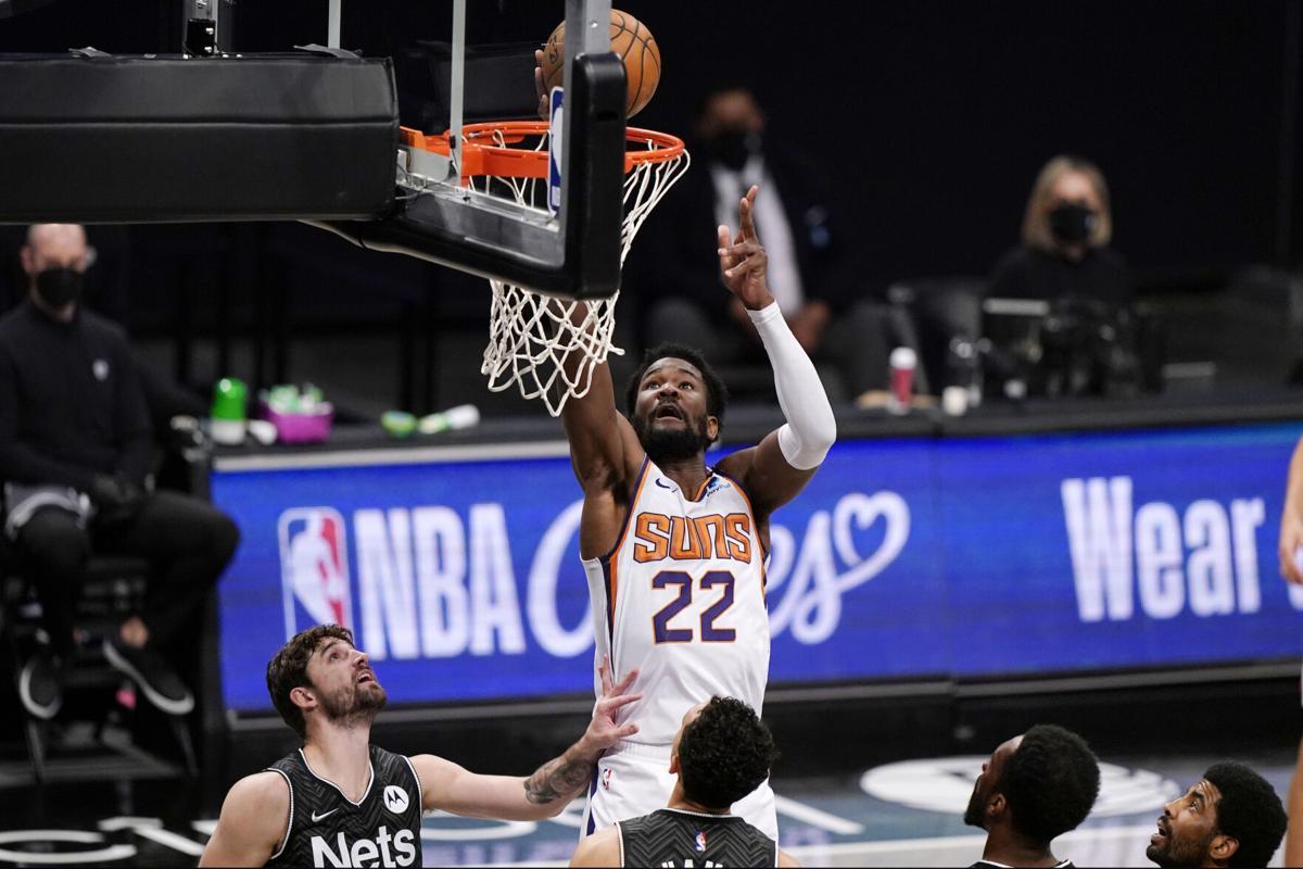 Suns Nets Basketball