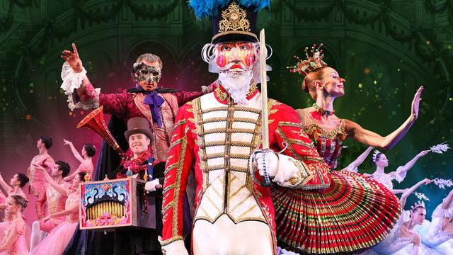 Moscow Ballet's Great Russian Nutcracker