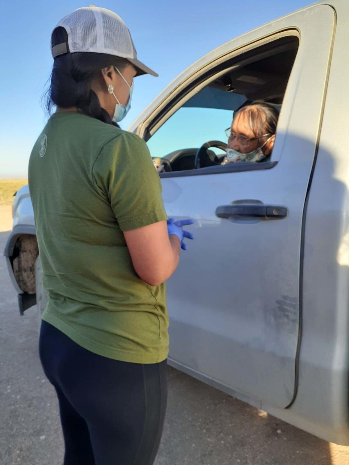 Navajo women mobilize to protect elders from COVID-19