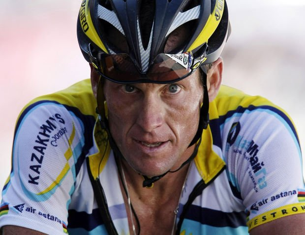 Armstrong admite dopaje