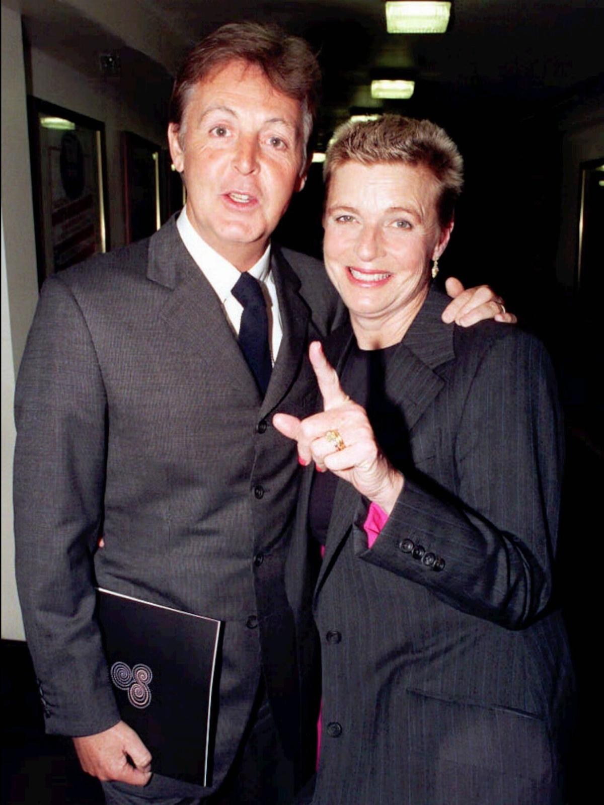 Paul and Linda McCartney (LE)