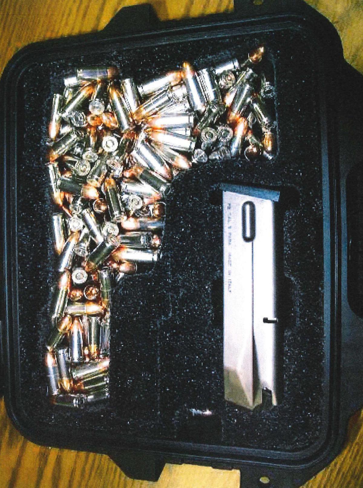 Smuggling case