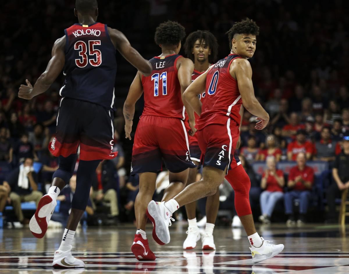 Arizona Wildcats Newcomer Josh Green Brings Toughness