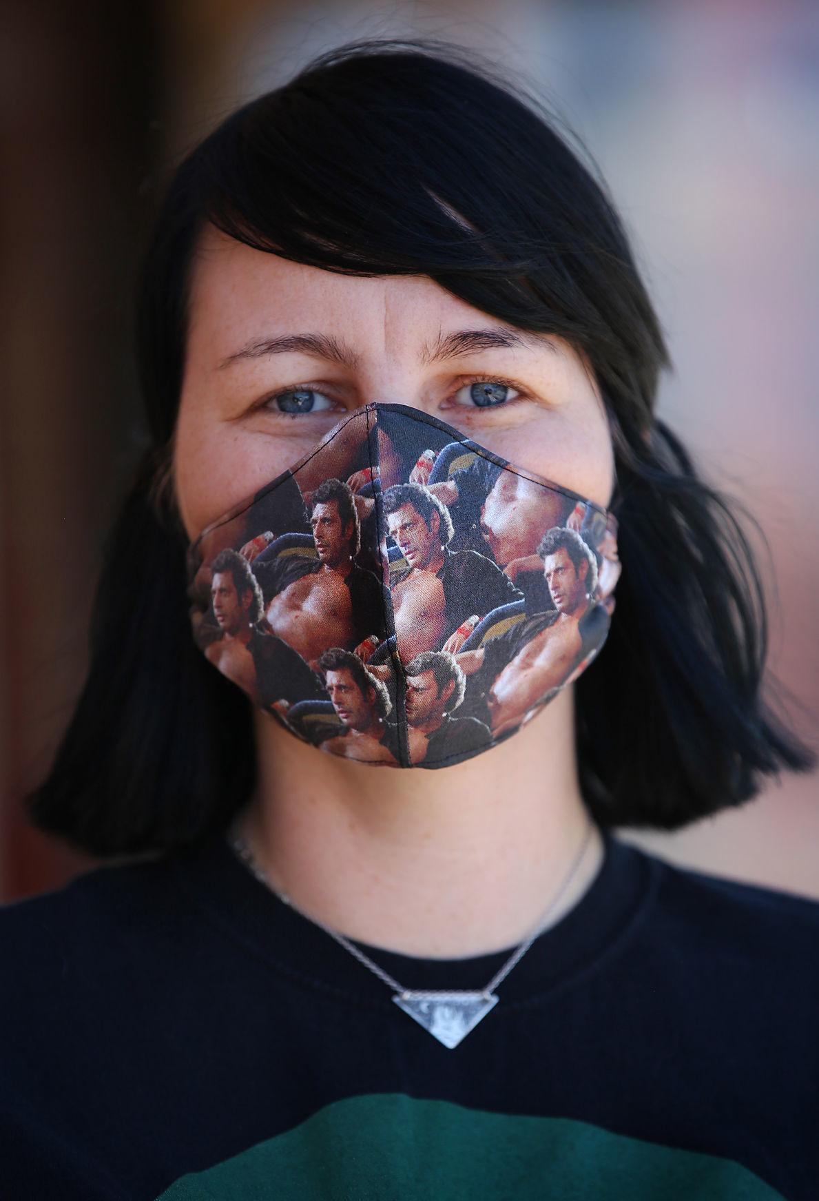 Tucson face masks: Kristina Michelle