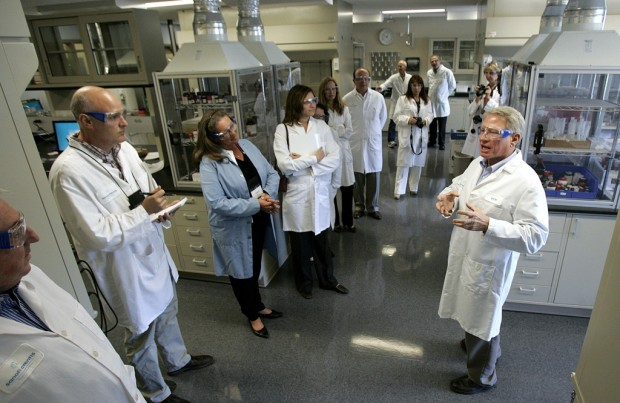 Tucson tech: Drugmaker sifts small molecules to find potential new medicines