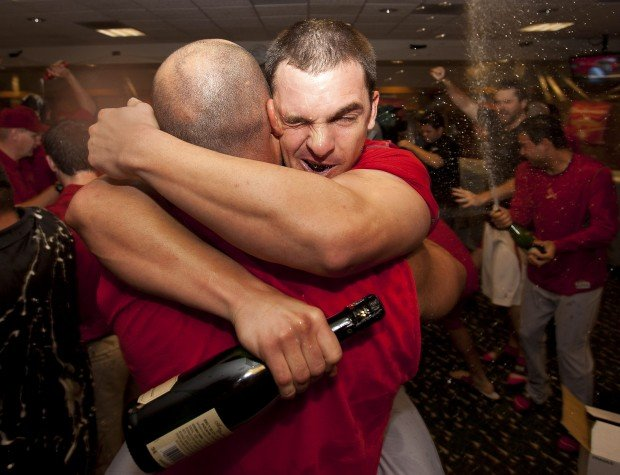 NL wild card race: Cardinals complete 10 1/2-game comeback