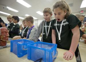 Photos: Arizona students get a taste of STEM careers