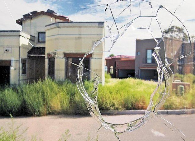 Buyers, investors left in lurch as builder fails   Business