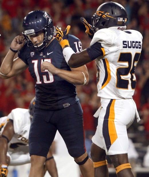 Arizona vs. Toledo college football