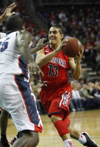UA basketball: Arizona vs. Gonzaga