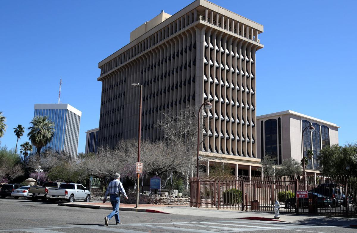 Public bulidings in Tucson