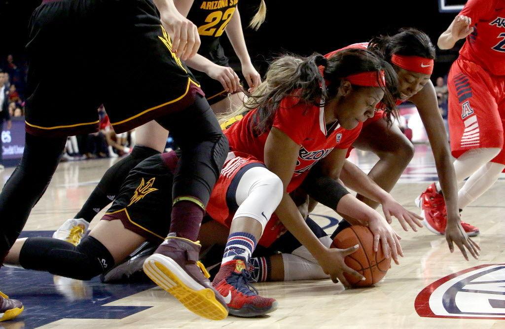 UA Women's Hoops