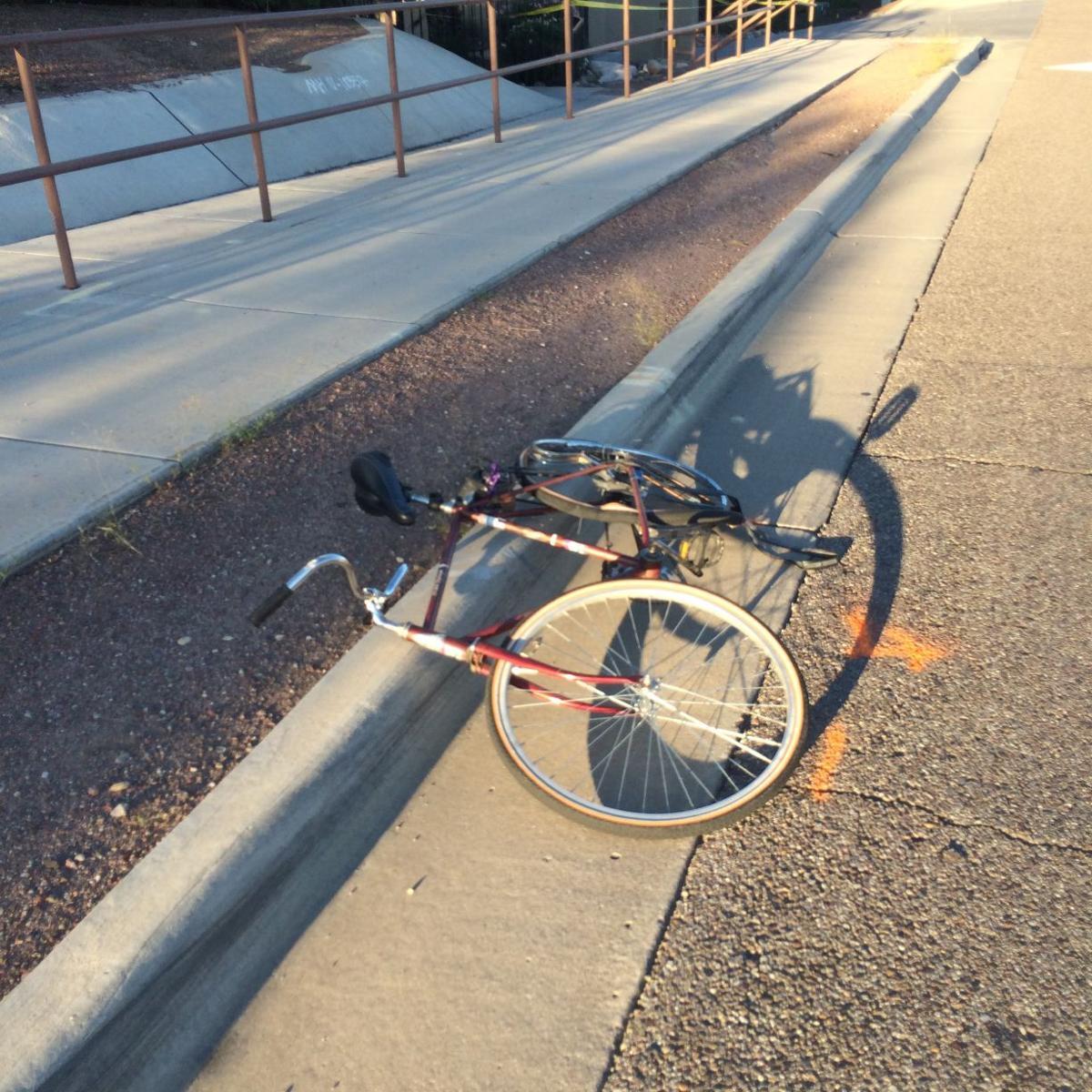 Bicyclist killed in northwest Tucson collision