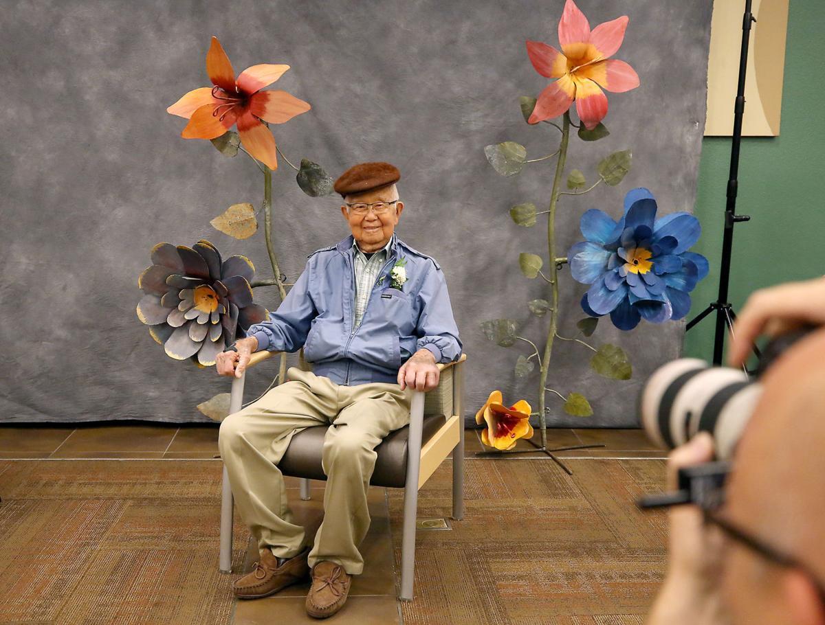 Salute to Centenarians