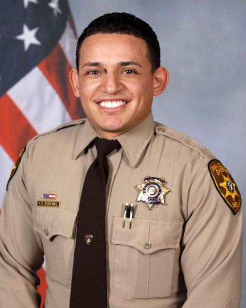 Corrections Officer Raul Burruel