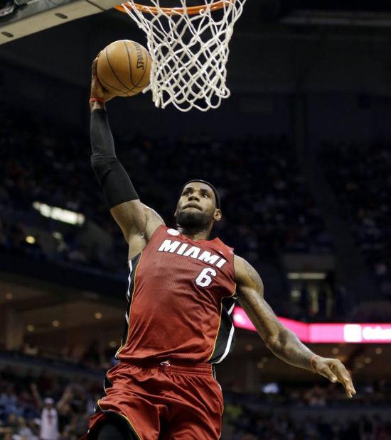 NBA Playoffs: Miami sweeps aside Milwaukee