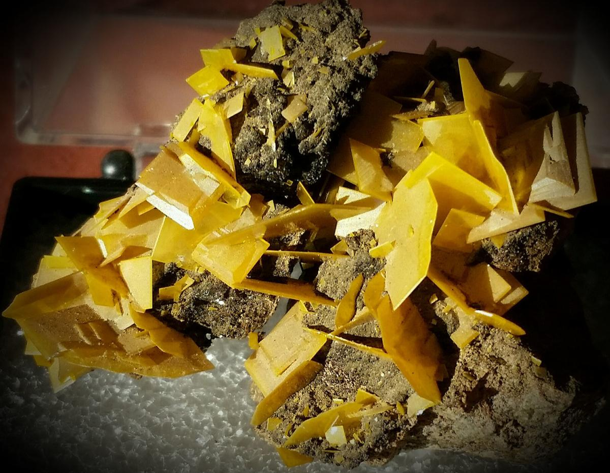 Mine Tales: Wulfenite