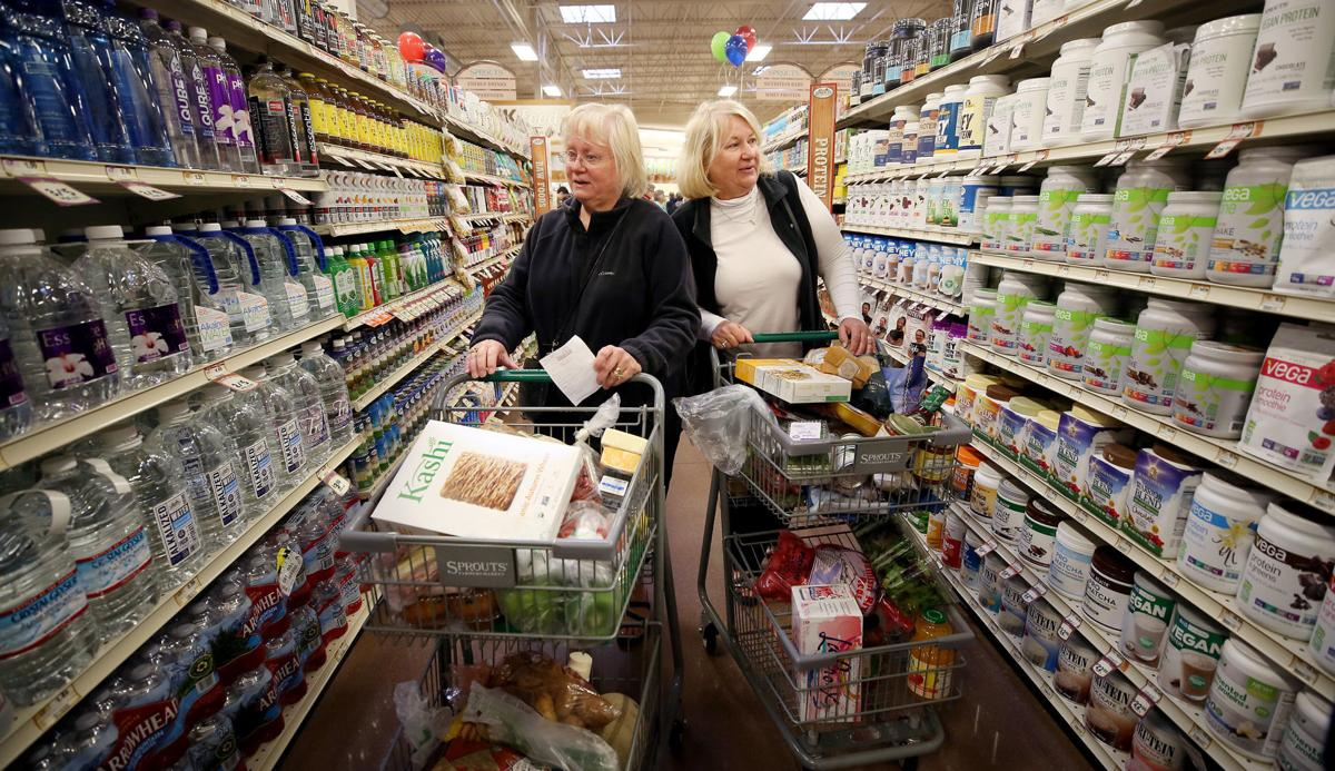 Sprouts Farmers Market Opens