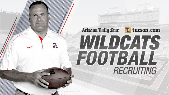 Arizona Wildcats football recruiting logo OLD DO NOT USE