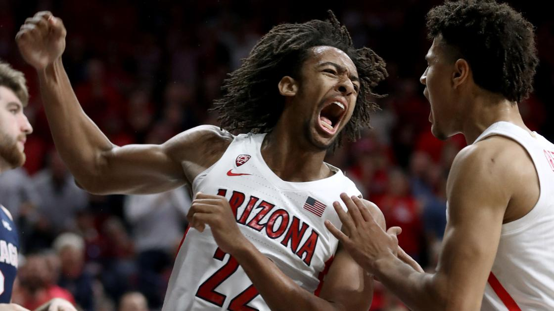 UA target scores 77 (!) points, ZonaZoo gets ugly, and Wildcats fans celebrate 'Grand Mannion'