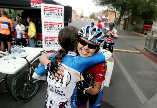 Women's race: Endless ride morphs into victory in 5 years