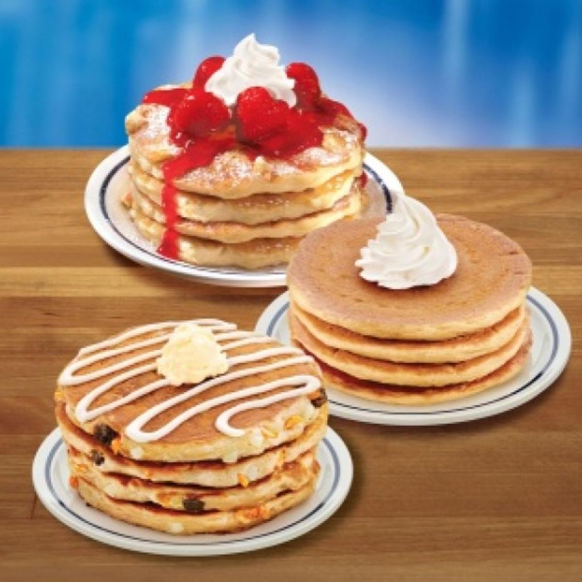 Free Pancakes At Ihop Tuesday Latest Entertainment And Dining News Tucson Com