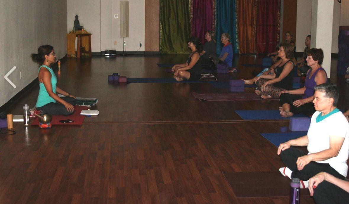Beginning Hatha Yoga