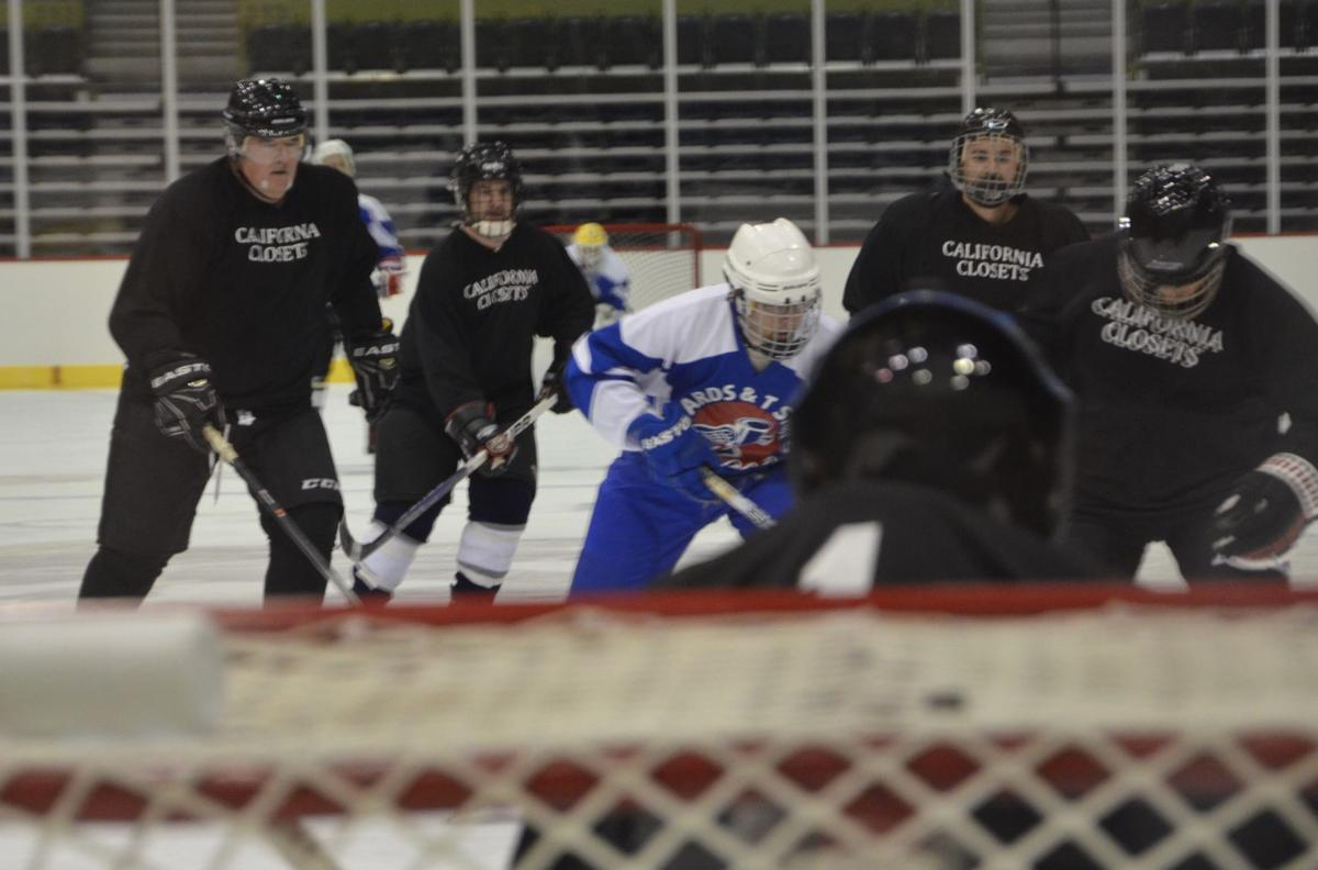 Hockey Adult League A Haven For Hockey Mad Tucsonans Sports