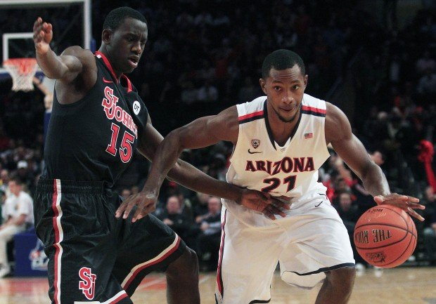 Arizona vs. St. John's