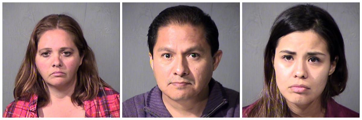 Phoenix day care arrests