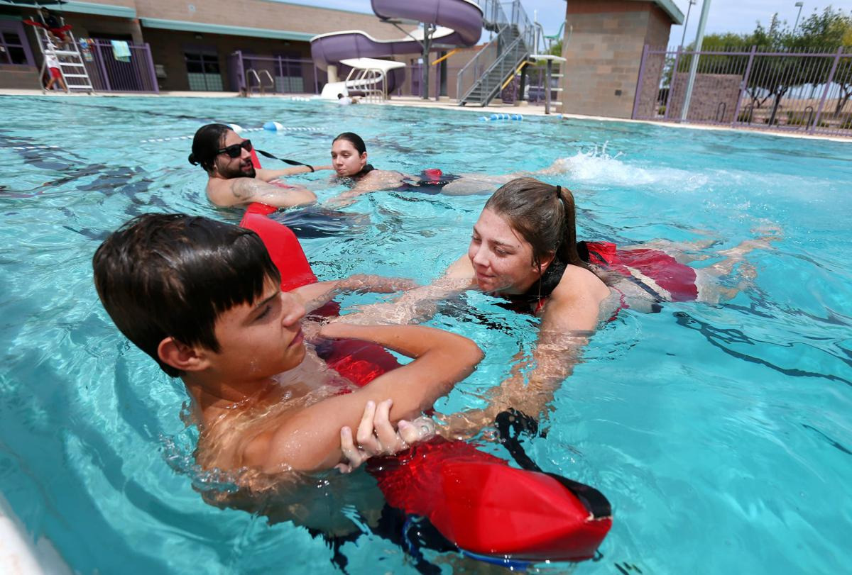 Pima County lifeguard shortage