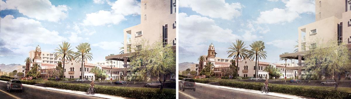 Benedictine Monastery development in Tucson