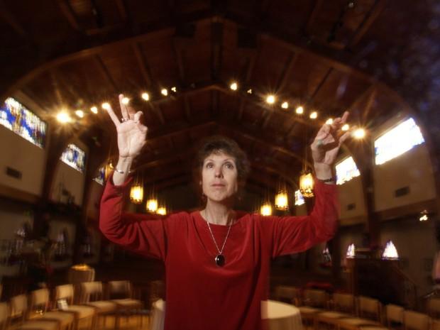 Concert celebrates saint's songs, stories