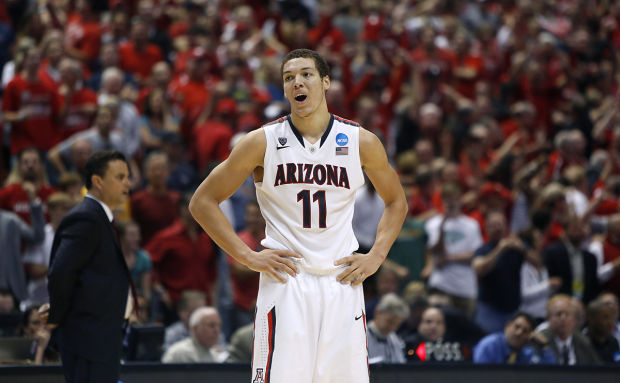 NCAA Tournament: Arizona vs. Wisconsin