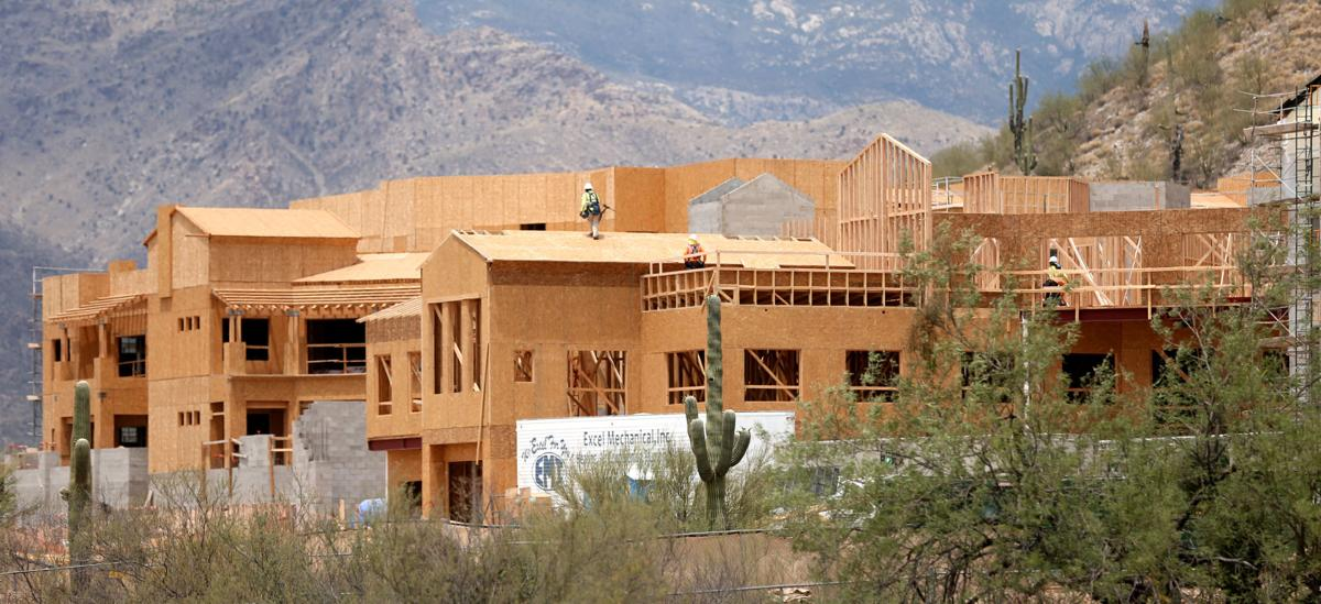 What's going up? Assisted living near Sabino Canyon sanctuary