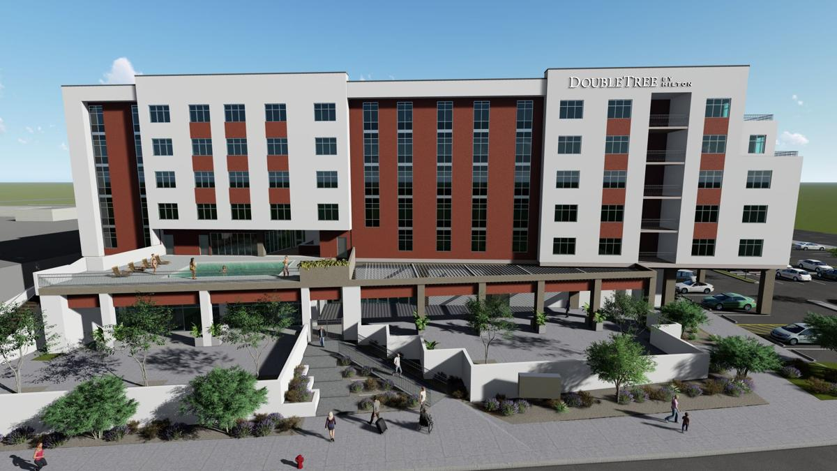 Tucson Convention Center Hotel