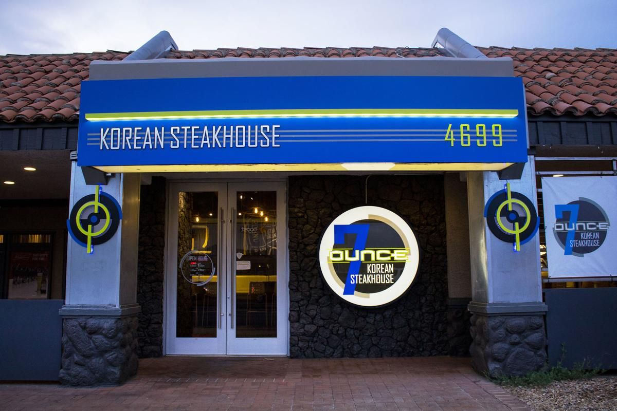 7 Ounce Korean Steakhouse